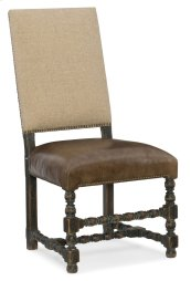 Dining Room Comfort Upholstered Side Chair