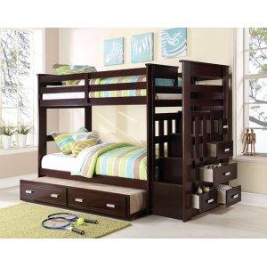 ALLENTOWN TWIN/TWIN BUNK BED