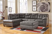 2 PIECE SECTIONAL WITH LAF Corner Chaise