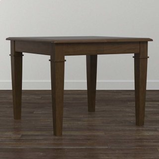 """Custom Dining 38"""" Square Dining Table"""