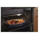 """GE Profile 30"""" Smart Slide-In Front-Control Induction and Convection Range"""