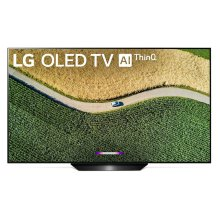 LG B9 55 inch Class 4K Smart OLED TV w/AI ThinQ® (54.6'' Diag)