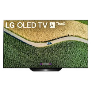 LG ElectronicsLG B9 55 inch Class 4K Smart OLED TV w/AI ThinQ(R) (54.6'' Diag)