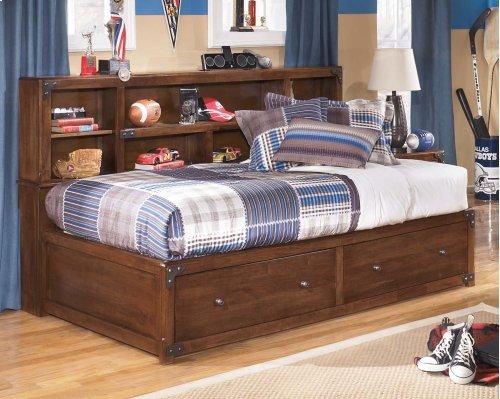 Ashley Twin Bookcase w/ Storage Bed