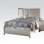 VOEVIIIE II PLATINUM QUEEN BED Product Image