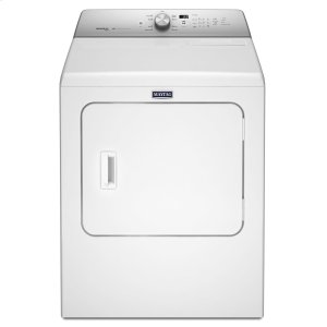 MaytagLarge Capacity Electric Dryer with Steam-Enhanced Cycles - 7.0 cu. ft. White