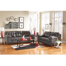 Ashley 20102 Alliston DuraBlend - Gray Living room set Houston Texas USA Aztec Furniture
