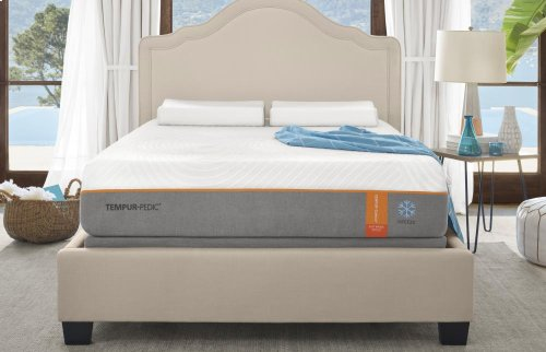 TEMPUR-Contour Collection - TEMPUR-Contour Elite Breeze - Twin XL