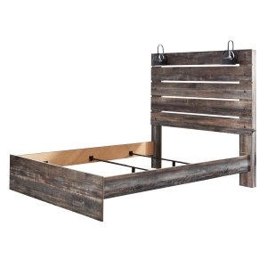 Ashley Furniture Drystan - Multi 3 Piece Bed Set (Queen)