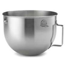 Brushed Stainless Steel Mixing Bowl Other