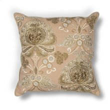"""L180 Gold Traditions Pillow 18"""" X 18"""""""