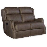 Living Room Sawyer Power Recliner Loveseat w/ Power Headrest Product Image