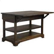 Homestead Kitchen Island Table Product Image