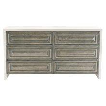 Goodman Dresser in Rustic Gray
