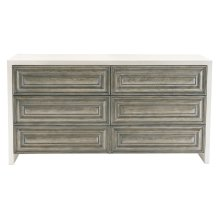 Goodman Dresser in Rustic Gray