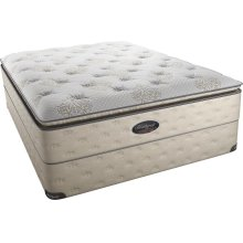 Beautyrest - World Class - Alexandria - Luxury Firm - Super Pillow Top - Twin