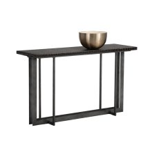 Albion Console Table - Black