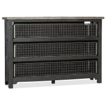 Living Room Melange Talia Chest