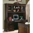 Tucker Traditional Rich Brown Hutch Product Image
