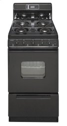 20 in. Freestanding Gas Range in Biscuit Product Image