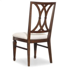 Dining Room Palisade Splat Back Side Chair