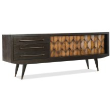 Home Entertainment Savory 74in Entertainment Console