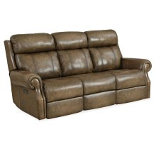 Living Room Brooks PWR Sofa w/PWR Headrest