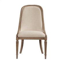 Wethersfield Estate Host Chair - Brimfield Oak