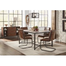 Studio 16 Dining Table With 4 Chairs