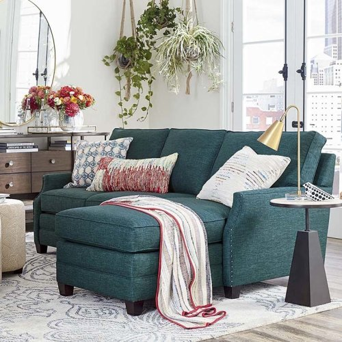 Studio Loft Connor Custom Sectional