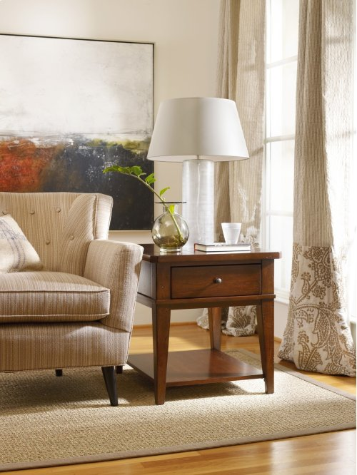 Living Room Wendover End Table