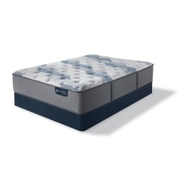 Clearance - Blue Fusion 200 Plush Queen - Sanitized