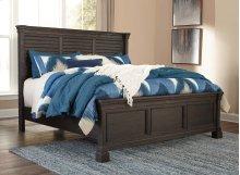 Tyler Creek - Black/Gray 3 Piece Bed Set (Cal King)