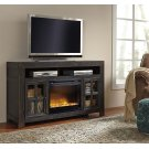 Gavelston - Black 2 Piece Entertainment Set Product Image