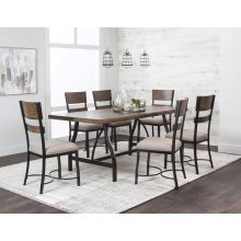 Rover 7pc Dining Set