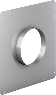 6in Round Front Plate for Downdraft