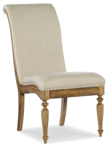 Dining Room Archivist Upholstered Side Chair