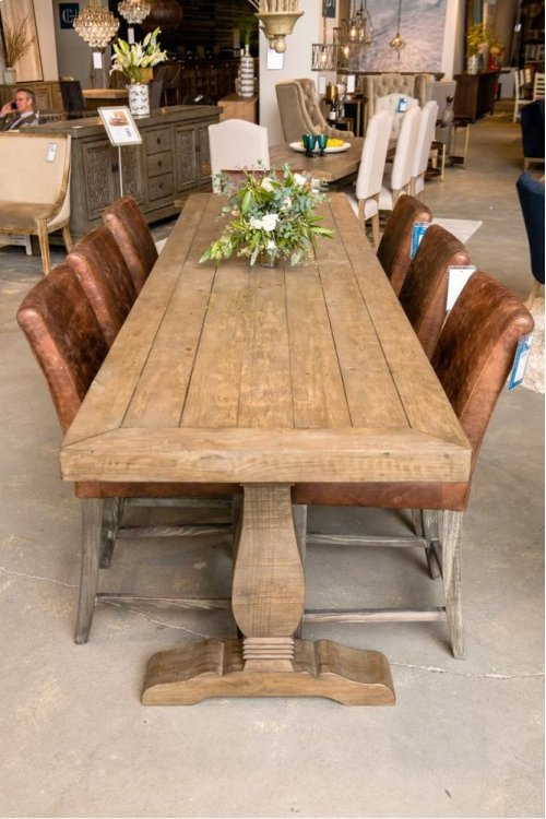 "Caleb Gathering Table 118"""