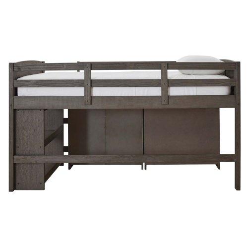 Caitbrook - Gray 2 Piece Bed Set (Twin)