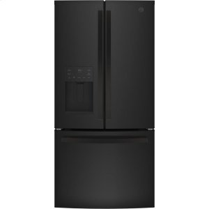GE®ENERGY STAR® 23.6 Cu. Ft. French-Door Refrigerator