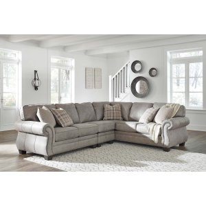 Ashley Furniture Olsberg - Steel 3 Piece Sectional