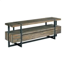 Modern Timber Entertainment Console