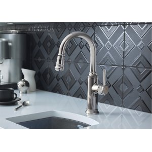 Blanco Empressa Bar Faucet - Polished Chrome