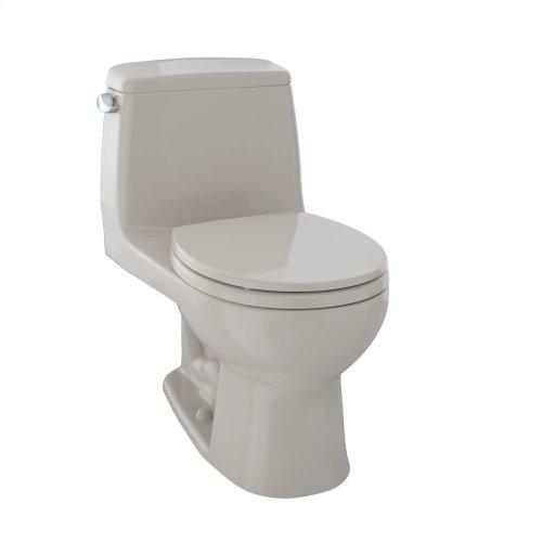 Ultimate® One-Piece Toilet, 1.6 GPF, Round Bowl - Bone
