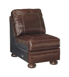 Timber and Tanning Armless Chair