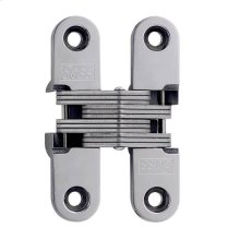 Model 208SS Stainless Steel Invisible Hinge Bright Stainless Steel