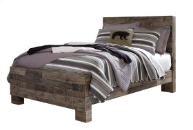 Derekson - Multi Gray 3 Piece Bed Set (Full)