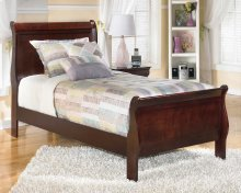 Alisdair - Dark Brown 2 Piece Bed Set (Twin)