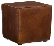 Living Room Quebert Cube Ottoman Product Image