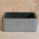 Farmhouse Sink with Chiseled Apron, 10 Inch Depth Product Image